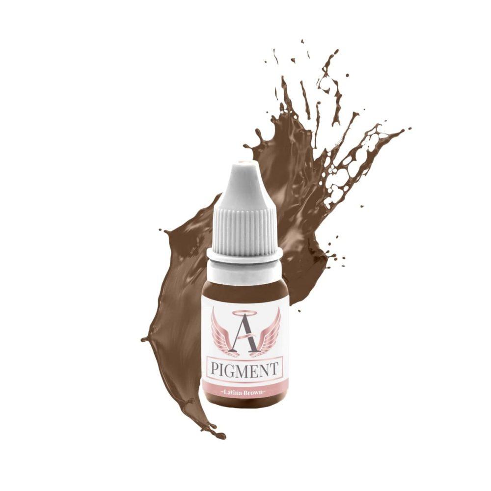 New & Improved Pigment Formula - Latina Brown