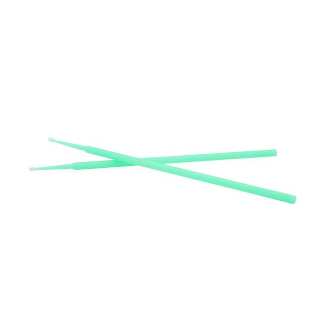 Green Mascara Brush
